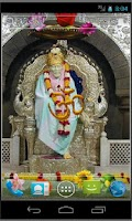 Screenshot of Shirdi Sai Baba HD LWP