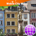 Mulhouse Street Map icon