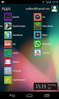 Screenshot of Metro UI Launcher 8.1 Pro