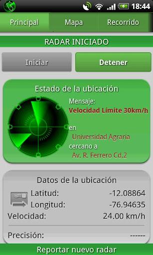 Radar Perú Versión Libre