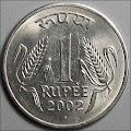 Rupee Coin Toss