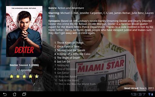 【免費媒體與影片App】MovieBrowser HD-APP點子