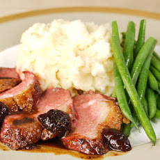 Duck Breast With Cherries Recipes | Yummly