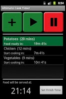 Screenshot of Ultimate Cook Timer