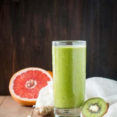 Cold Buster Green Smoothie