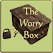 Worry Box---Anxiety Self-Help icon
