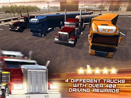 Screenshot of 3D Truck Parking Simulator