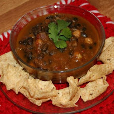 Aromatic Pumpkin Chili