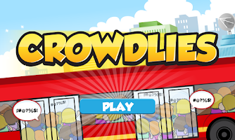 Screenshot of Crowdlies