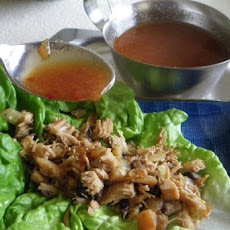 P. F. Chang's Chicken Lettuce Wraps