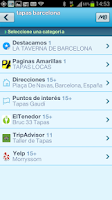 Screenshot of M8 GPS tráfico y radares
