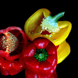3 piece beauty by Asif Bora - Food & Drink Fruits & Vegetables (  )