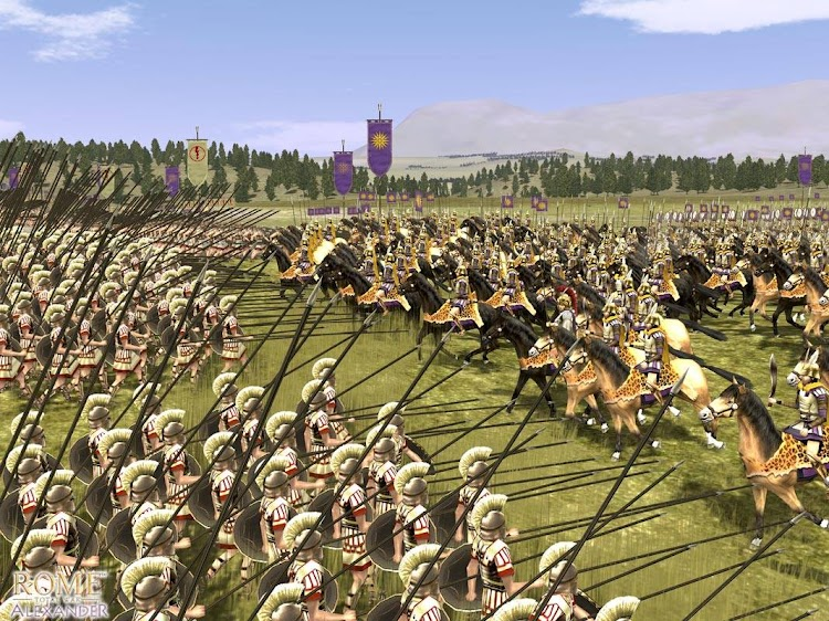 Creative Assembly revives the multiplayer for Rome: Total War – Alexander on Steam