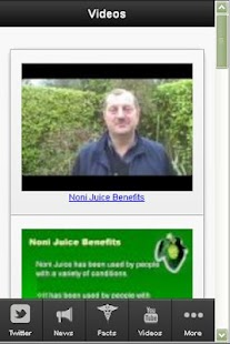 Noni Juice - screenshot