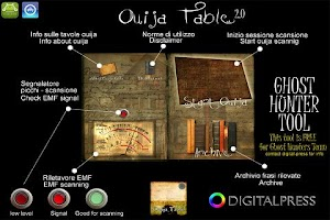 Screenshot of Ouija Table