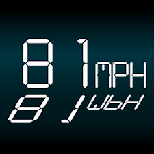 Simple Speedometer White HUD