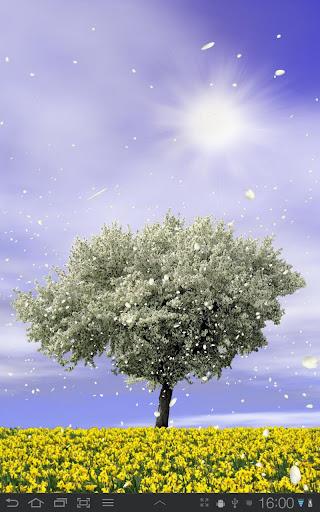Spring Trees Free