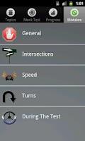 Screenshot of Canada Drivers Ed