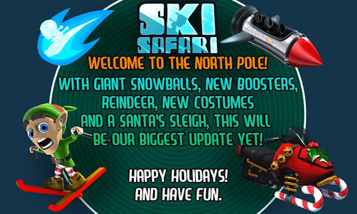 ski-safari for android screenshot
