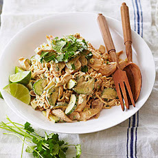 Thai Chicken Pasta Salad