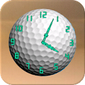 Golf Ball Clock icon