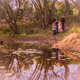 Family Reflections by Esther Visser - People Family
