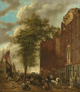 RIJKS: Willem Pieter Hoevenaar: painting 1835