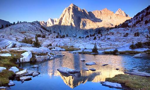 Mountain Wall FREE -LiveWallpa