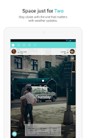 Screenshot of Between - Private Couples App