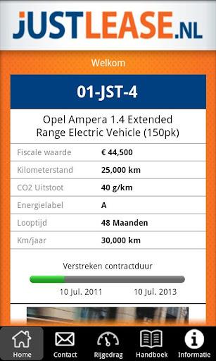 Justlease.nl Zakelijk