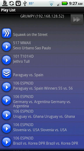 directdroid-for-directv for android screenshot