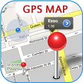 Free GPS Map Free APK for Windows 8
