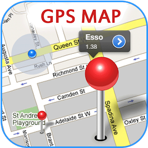 GPS Map Free For PC