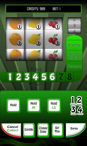 Spindroid Fruit Machine BETA