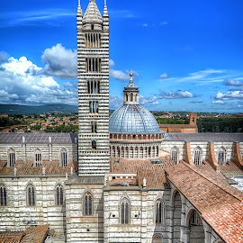 Siena cathedral by Cristian Peša - City,  Street & Park  Historic Districts