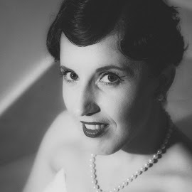 Vintage portrait by Antonio Miše - Wedding Bride ( vjenčanje, wedding, croatia, dalmatia, mise, photography, portrait,  )