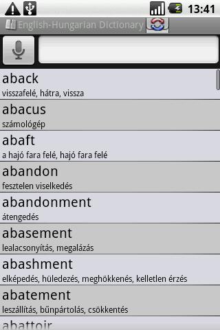 BKS English-Hungarian Dict.