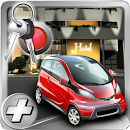 hotel valet master parking 3D icon