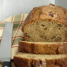 Grandma's Homemade Banana Bread