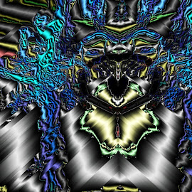 by Dragana Jankovic - Digital Art Abstract ( abstract, digital art )
