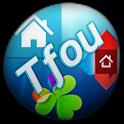 Tfou Theme GO/Apex/Nova HD icon