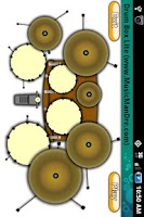 Screenshot of Drum Box Lite