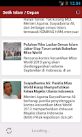 Screenshot of Detik Islam ( UnOfficial )