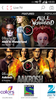 Screenshot of Ditto TV:LiveTV,TVShows,Movies