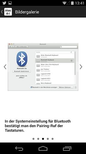 Mac & i - screenshot
