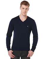 Original Penguin JERSEY V-NECK SWEATER