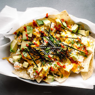 California Roll Nacho