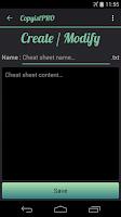 Screenshot of CopyistPRO (Cheat at School)