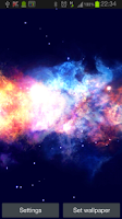 Screenshot of Deep Galaxies HD Deluxe