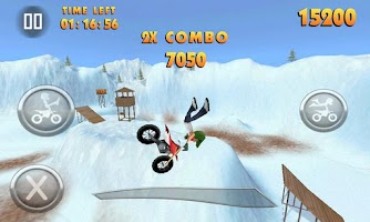 Screenshot of FMX Riders HD